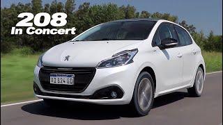 Peugeot 208 In Concert - Minitest - Matías Antico - TN Autos