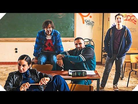 LA COLLE Comédie Adolescente, 2017  Bande Annonce  FilmsActu
