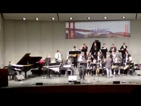 Where or When (With Wayne Bergeron) - 2017 California All State High School Jazz Band