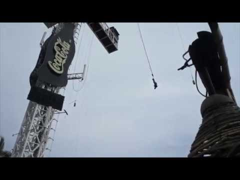 Paradise Bungy Acapulco Travel Video