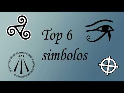 TOP 6 Símbolos y sus significados