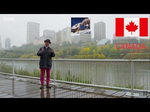 """BBC's Great Canadian Railway Journeys """"Edmonton"""" S01 EPISODE 14/15"""
