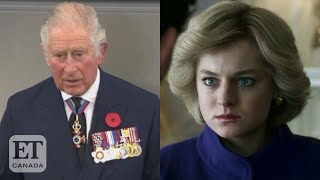 Prince Charles Concerned About Diana Portrayal On 'The Crown'