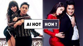 Những Cặp Vợ Chồng Nổi Tiếng Nhất Showbiz Việt | Gia Đình Việt