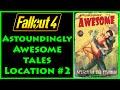 Fallout 4 - Astoundingly Awesome Tales - Skylanes Flight 1981 - 4K Ultra HD