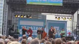 The Broken Circle Breakdown Bluegrass Band - If I Needed You Live in Antwerp (may 4th 2014)
