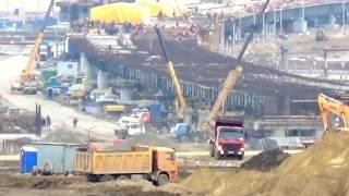 Мост в Крым 26 марта 2017