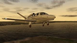 flight sim x plane 11 vanilla graphics impression using gtx 970 a huge upgrade from fsx and p3d