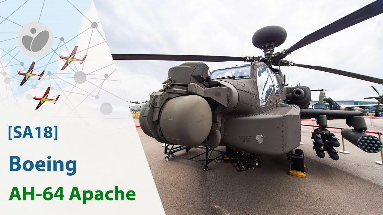 [SA2018] Boeing AH-64 Apache - một trong những trực thăng tấn công tốt nhất thế giới | Xe.tinhte.vn