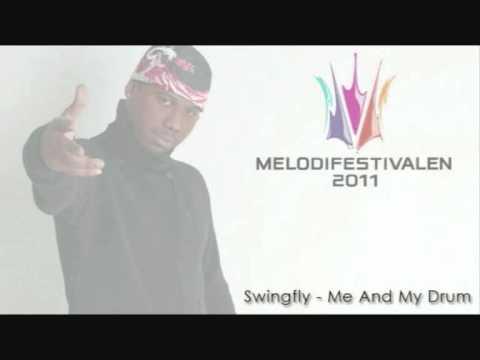 Swingfly - Me and my drum Melodifestivalen 2011