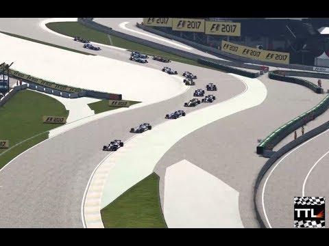 TTL - S8 - R19 - Brazil - Full Qualifying and Race - F1 2017