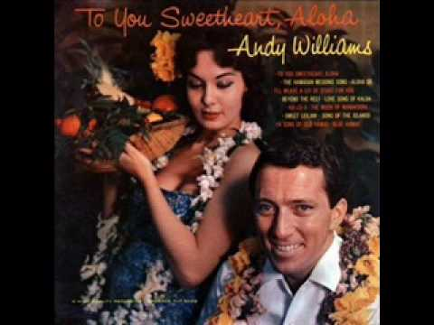 I'll Weave A Lei Of Stars For You - Andy Williams - 1959