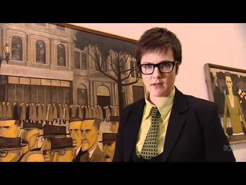 Artscape  Hannah Gadsby  The NGV Story p.1  10pm Tuesday 24th May, ABC1