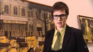 Artscape | Hannah Gadsby - The NGV Story (p.1) | 10pm Tuesday 24th May, ABC1
