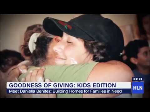 Morning Express | Goodness of Giving Kids Edition With Daniella Benitez!