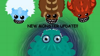 MONSTER UPDATE!! // JOURNEY TO SEAMONSTER! // MOPE.IO
