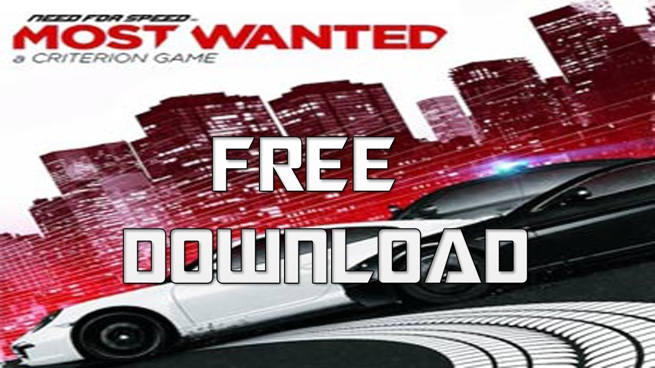How to Download Need for Speed Most Wanted 2012 for PC ...
