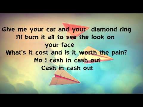 Paper Planes Lyrics - One Ok Rock (Feat. Kellin Quinn)