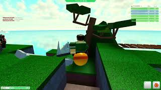 my little brother playing roblox