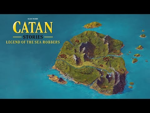 Catan Stories: Legend of the Sea Robbers ya está disponible en Play Store