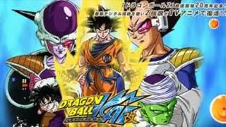 Dragon Ball Kai - Super Dragon Soul (Instrumental)