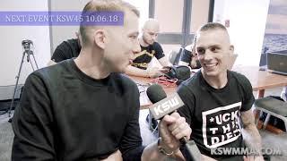 KSW 44: The Game - Cage Zone - Zbijanie wagi