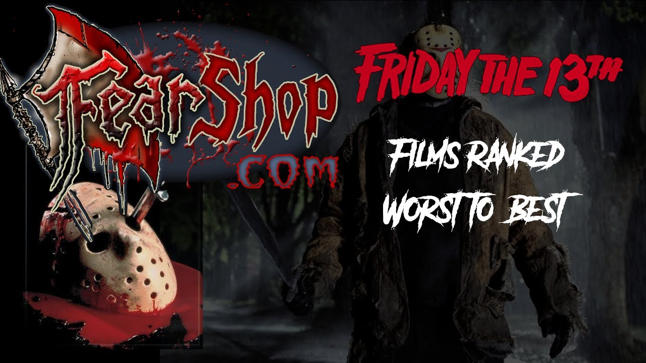 Download Friday the 13th Films Ranked From Worst to Best