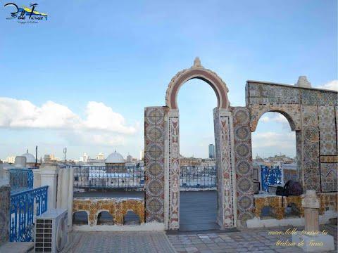 Belle Tunisie (80): Médina de Tunis