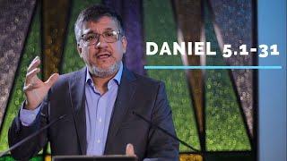 Daniel 5.1-31 - Pb Marcelo Freiria