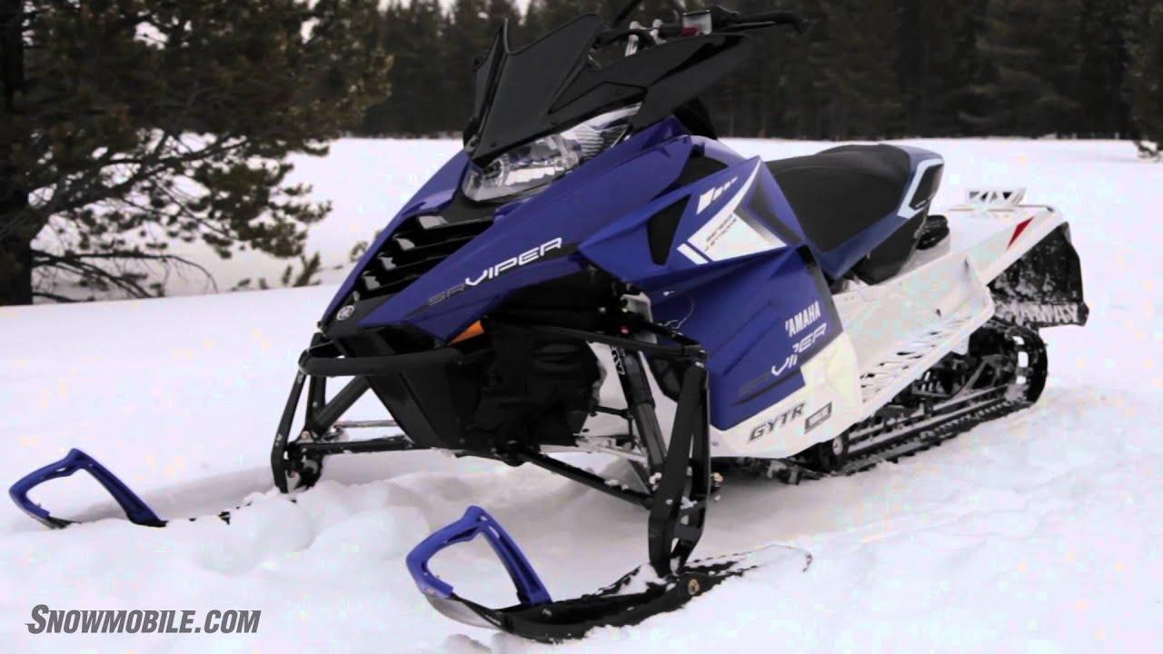 Yamaha Sr Viper Snowmobile