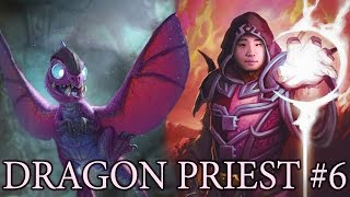 Hearthstone Dragon Priest #6 - Never Happened
