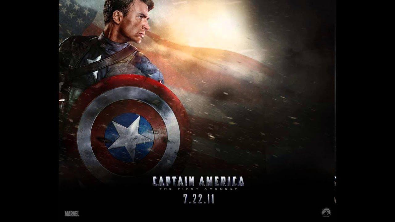 Capitán América: El Primer Vengador Música / Captain America the First  Avenger Movie Theme