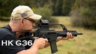 видео Автоматическая винтовка для бундесвера