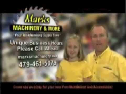Marks Machinery Fein Ad