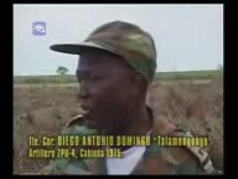 La defensa de Cabinda en 1975