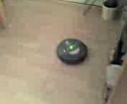 iRobot Robotic Floor Vac