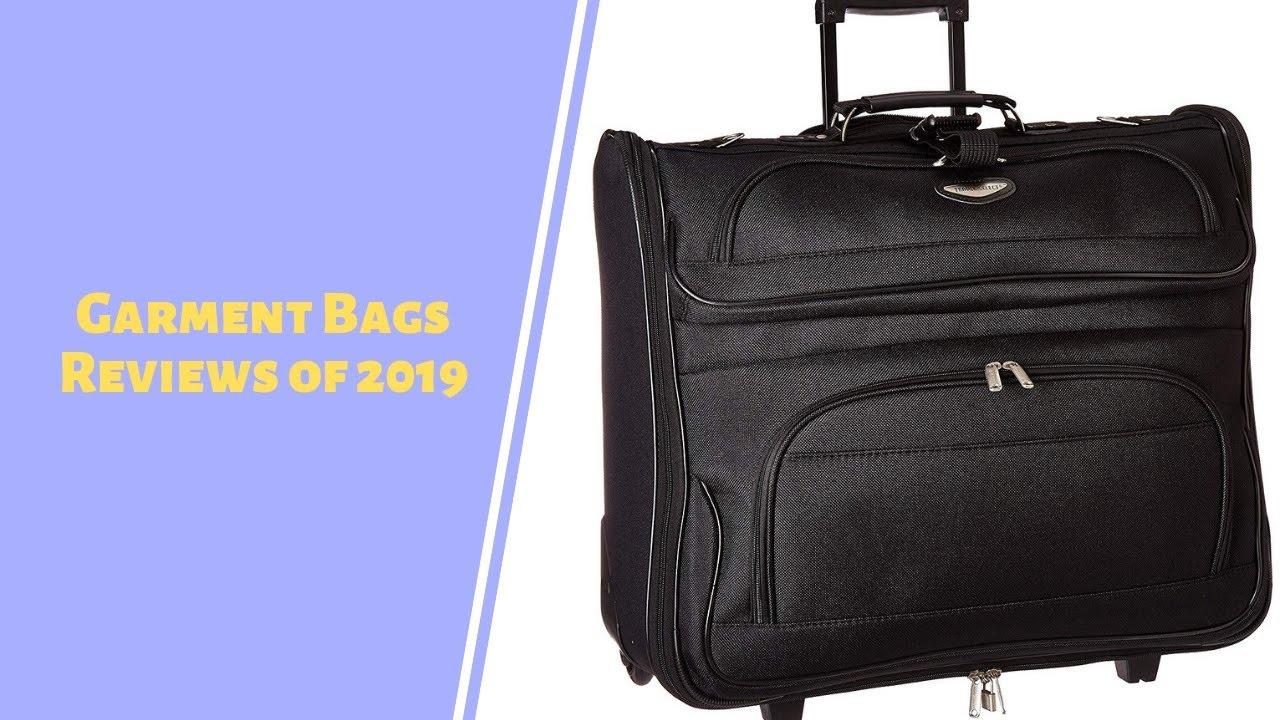 Garment Bags Reviews Of 2019 Best