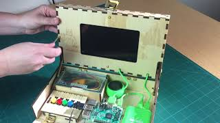 Piper Computer Kit: Screen Troubleshooting