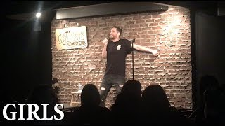 RYAN LONG -  GIRLS (STAND UP)