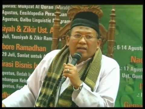 KH. Hamdan Rasyid. MA - Ceramah Tarawih 2012-07-31