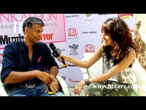 What is keeping Milind Soman so fit? Findout ! (www.hoture.com)
