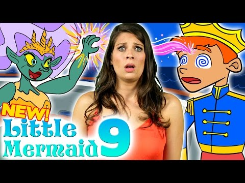 The Little Mermaid - NEW Part 9 | Story Time with Ms. Booksy at Cool School