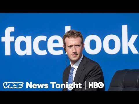 How Facebook Decides If You See Nudity or Death (HBO)