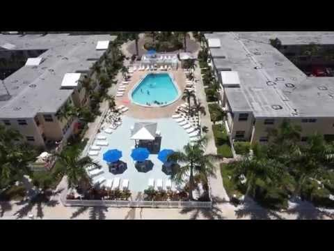 Barefoot Beach Resort 2014 Drone