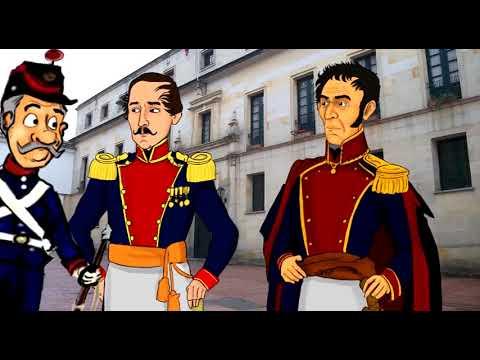 La Gran Colombia Youtube
