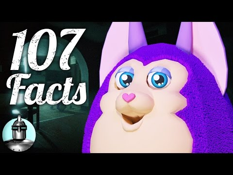107 Tattletail Facts YOU Should Know! | The Leaderboard