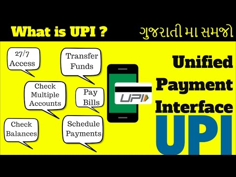 [Gujarati Video] What is UPI(Unified Payment Interface) | UPI App explained | Digital Payment System