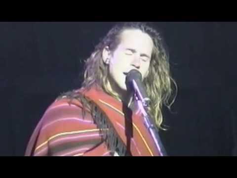 Hothouse Flowers live at Glastonbury 1989