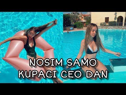 NOSIM SAMO  KUPACI 24H