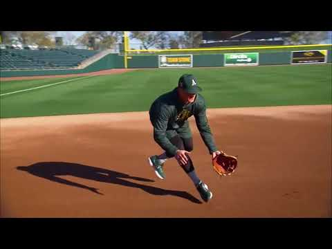 Third base with Matt Chapman